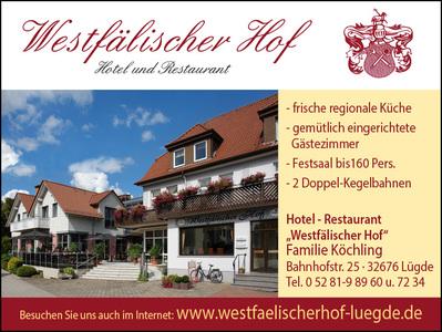 Hotel & Restaurant Westfälischer Hof
